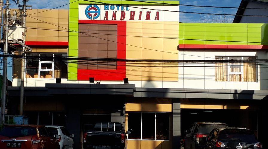 Hotel Andhika Syariah Samarinda - Tampilan Andhika