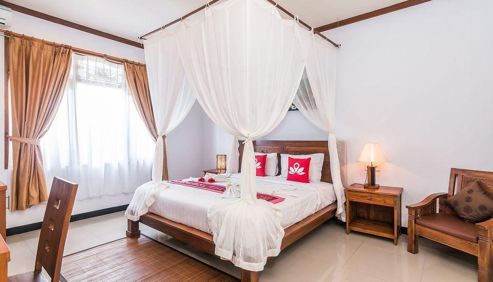 ZenRooms Ubud Nyuh Kuning Bali - Tampak keseluruhan
