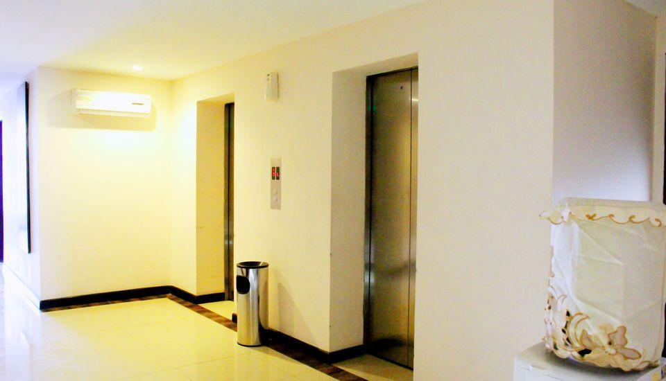 ZEN Rooms Pandang Raya Makassar - Lift