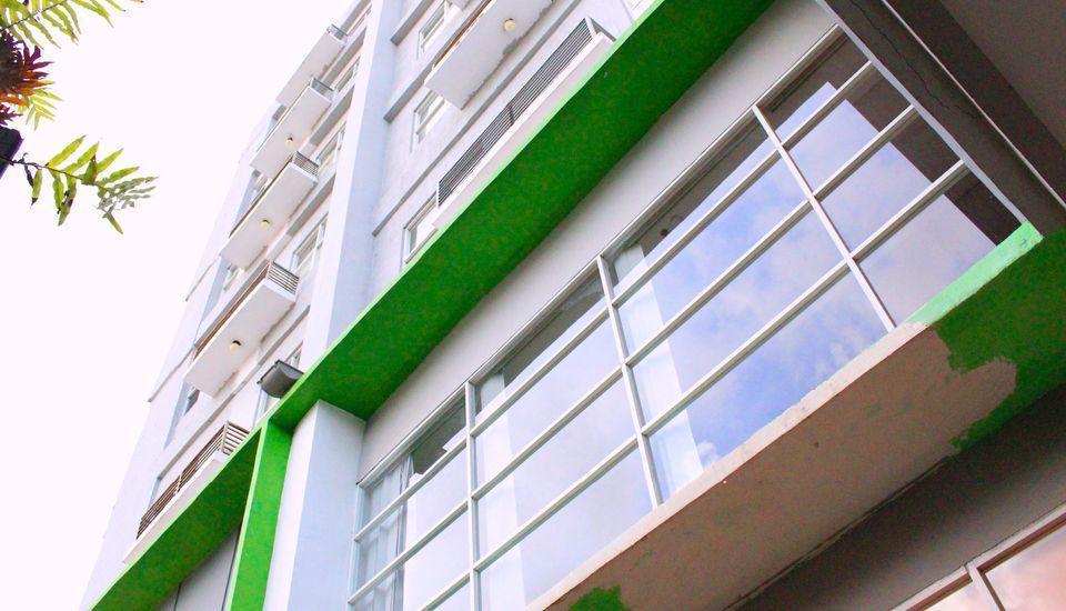 ZEN Rooms Pandang Raya Makassar - eksterior