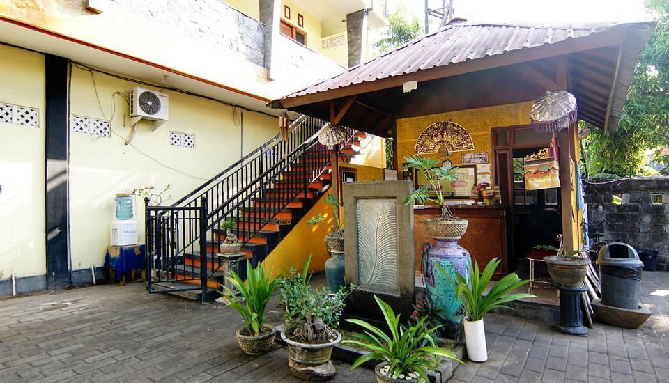 RedDoorz Plus @ Patimura Legian Bali - Exterior