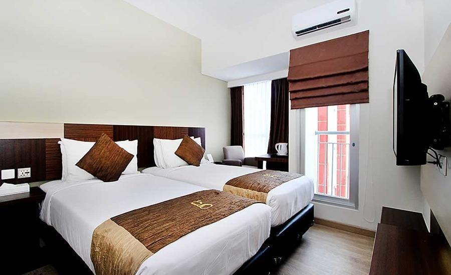 Hotel Gunawangsa MERR Surabaya - Kamar tamu
