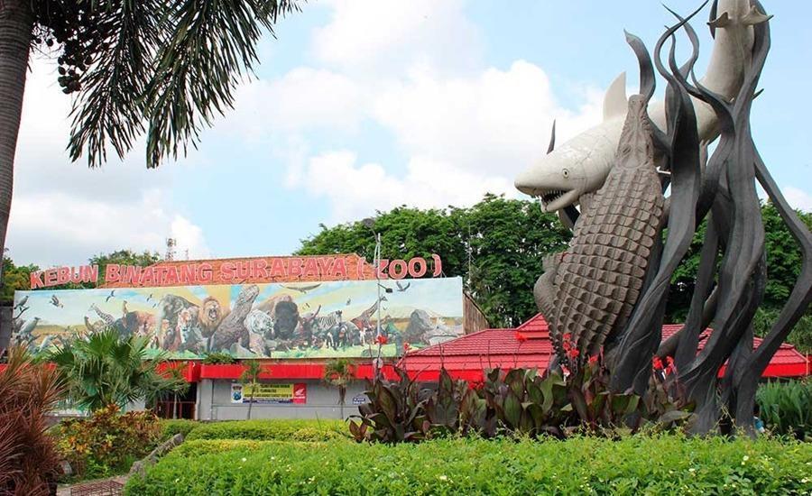 Hotel Gunawangsa MERR Surabaya - Sekeliling