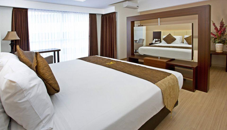 Hotel Gunawangsa MERR Surabaya - Junior Suite Room Regular Plan