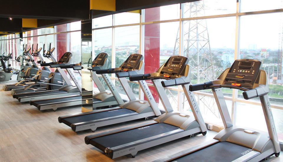 Hotel Gunawangsa MERR Surabaya - Gym