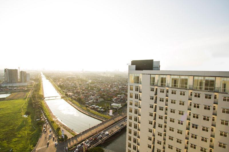 Hotel Gunawangsa MERR Surabaya - Exterior
