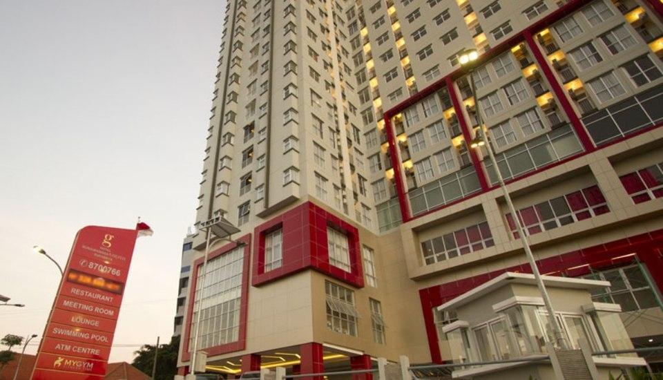 Hotel Gunawangsa MERR Surabaya - Entrance