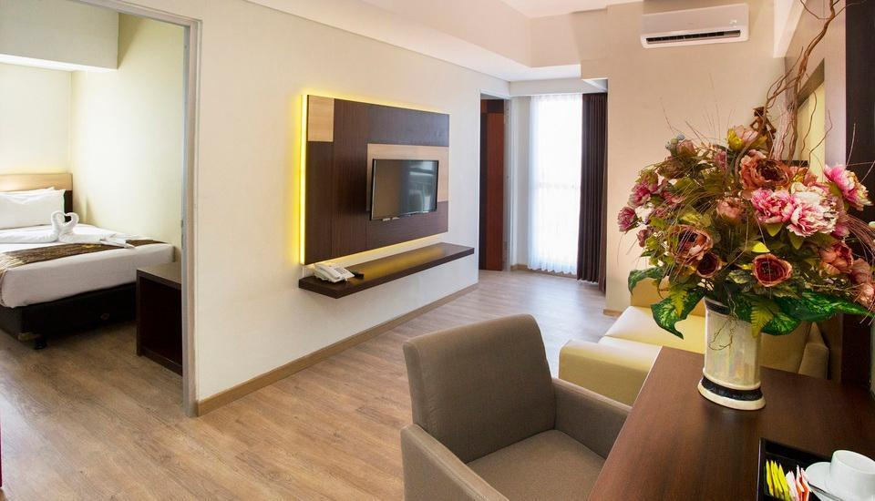 Hotel Gunawangsa MERR Surabaya - Family Suite