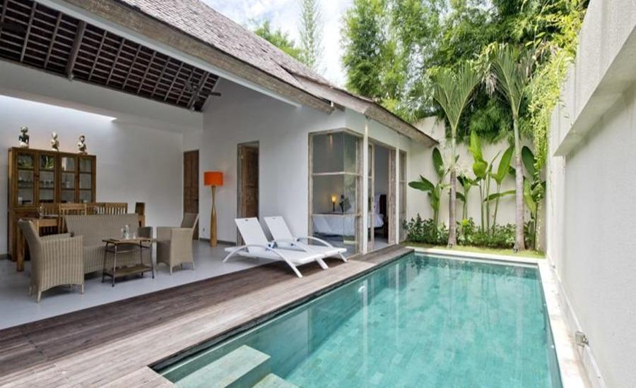 The Decks Bali Bali - Two Bedroom Villa Regular Plan