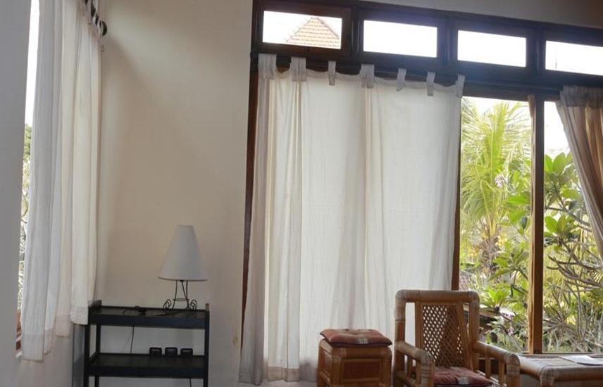Uma Kutuh Bungalow Bali - Kamar tamu