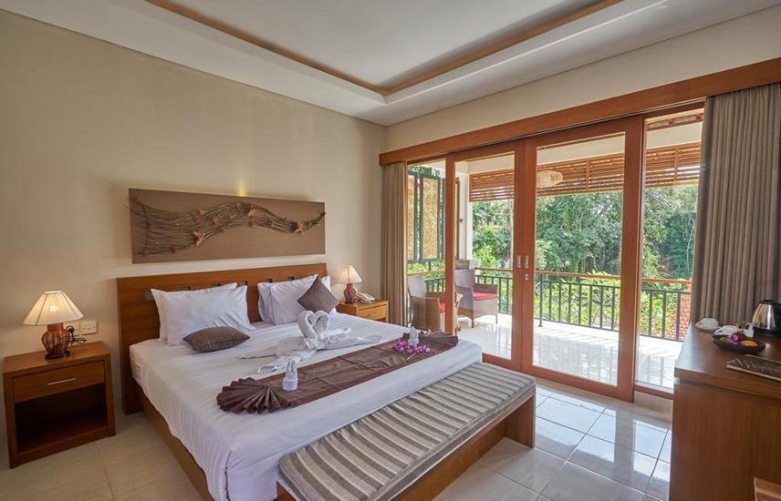 Desak Putu Putera Cottage Bali - Kamar tidur