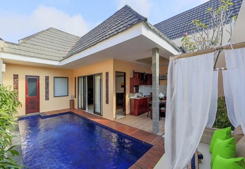 Flamingo Dewata Pool Villa Bali - Kolam Renang