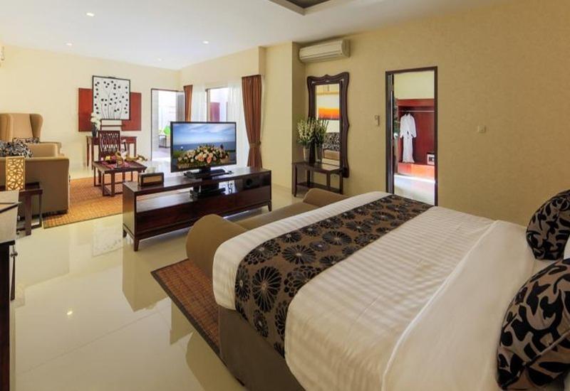 Flamingo Dewata Pool Villa Bali - Kamar tamu