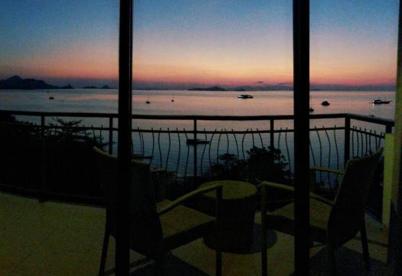 Laprima Hotel Flores - Restaurant