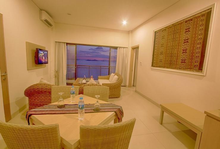 Laprima Hotel Flores - Room Facilities