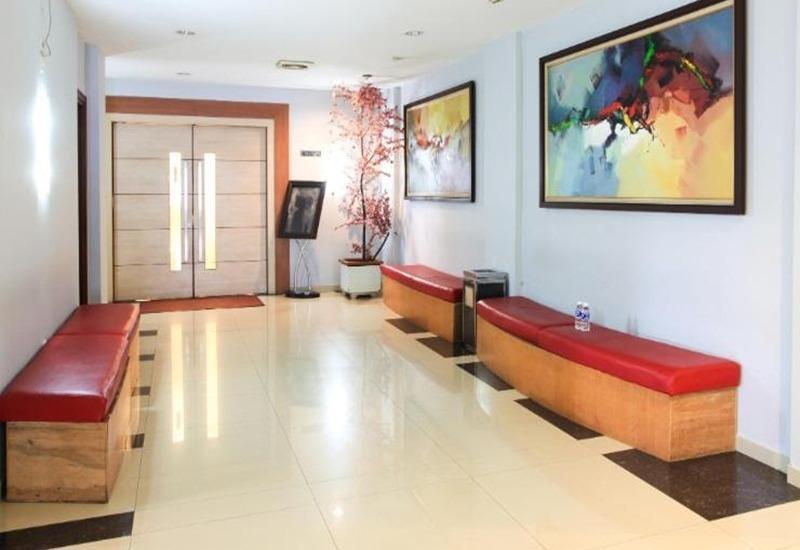 Home Inn Palembang - Lobi