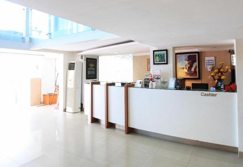 Seven Nite Inn Palembang - Resepsionis