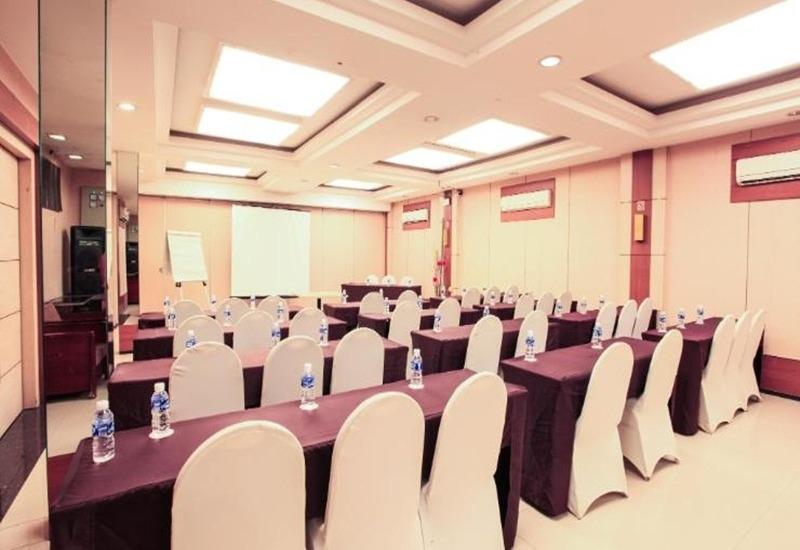 Home Inn Palembang - Ruang Rapat