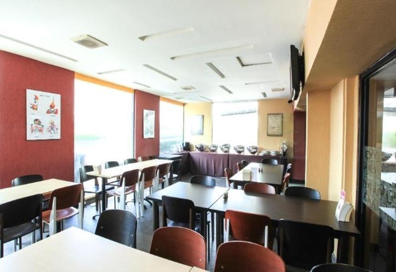 Home Inn Palembang - Restoran