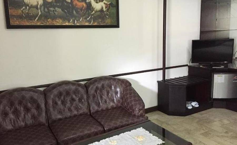 Hotel Wijayakusuma Cilacap - Ruang tamu