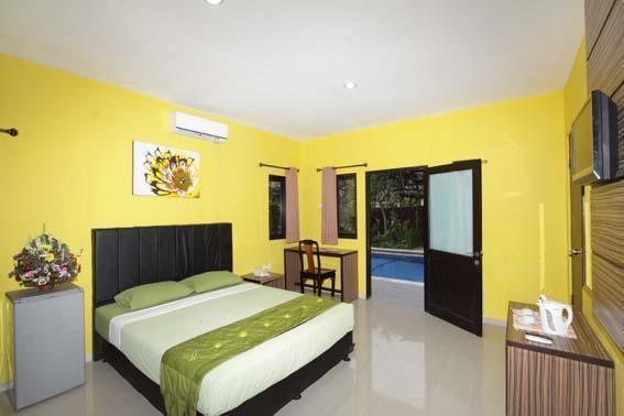 Green Villas Bali - Kamar Superior Regular Plan