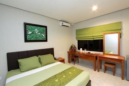 Green Villas Bali - Kamar Deluxe Last Minute Promo