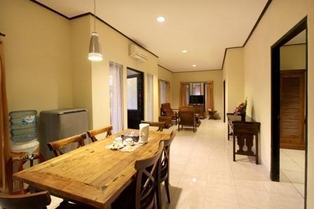 Green Villas Bali - Villa Three Bedroom Regular Plan