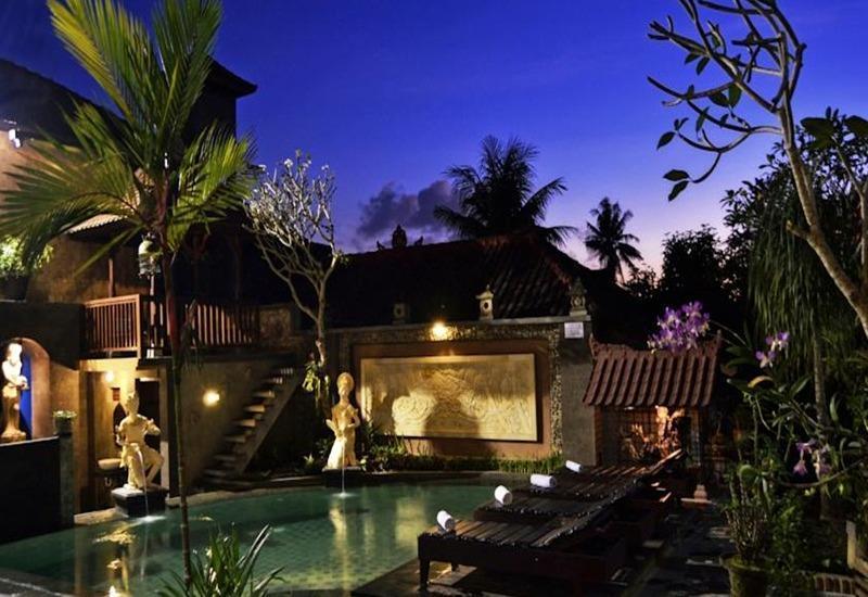 Kunang Kunang Guest House Bali - Kolam Renang