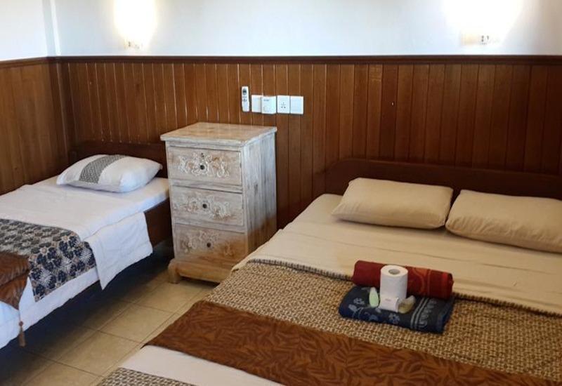 Kunang Kunang Guest House Bali - Standard AC Single Person Regular Plan