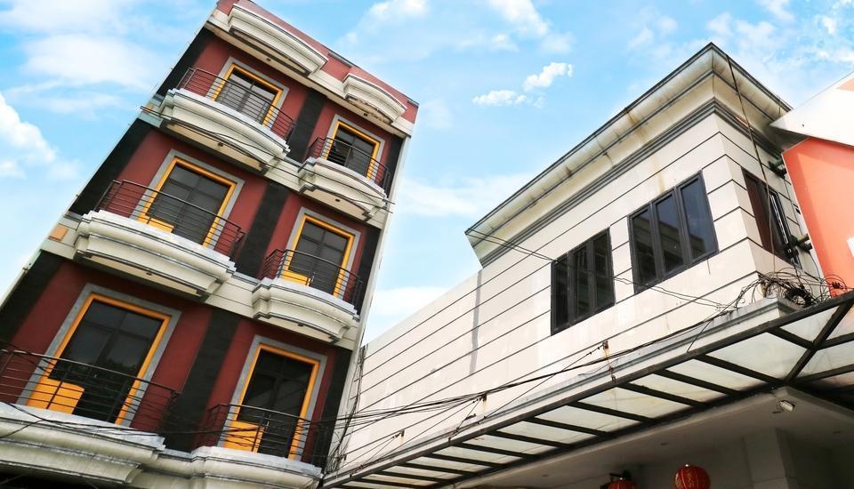 ZUZU Hotel Belvena - Outdoor