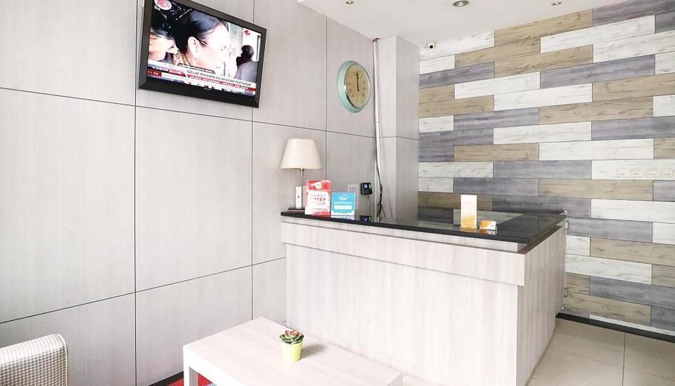ZUZU Hotel Belvena - Reception