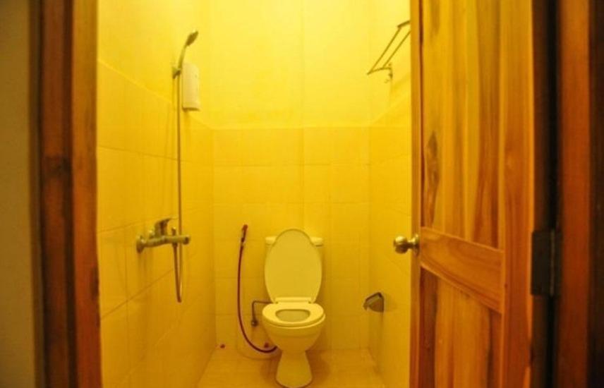 Nirvana Inn 2 Yogyakarta - Kamar mandi