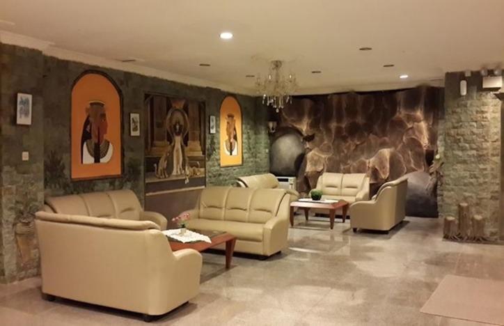 Hotel 01  Batam - Lobi