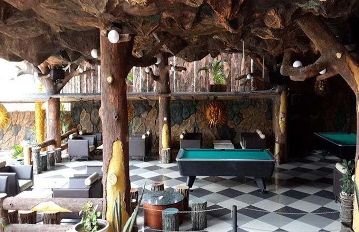 Hotel 01  Batam - Lounge