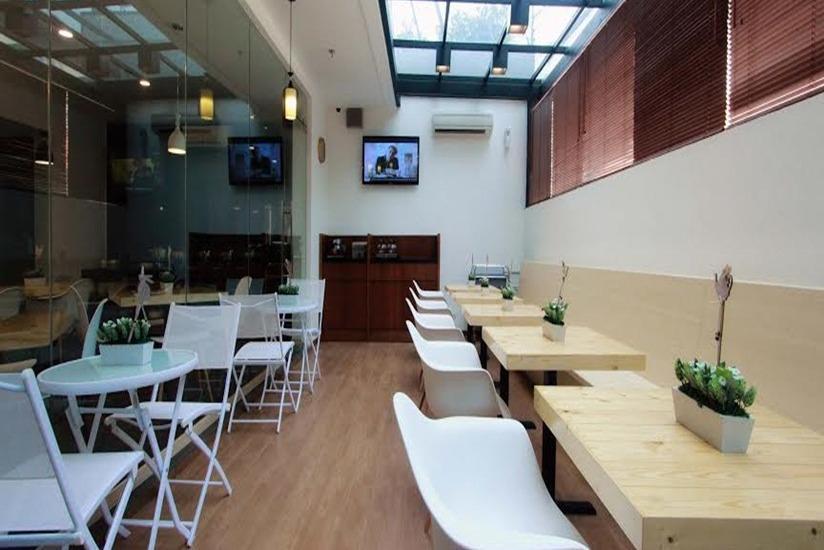 Hotel Zia Shiro I Shika  Jakarta - Restoran