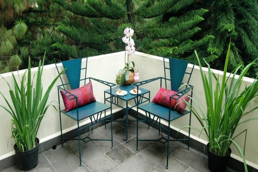 Puri Setiabudhi Bandung - Balcony