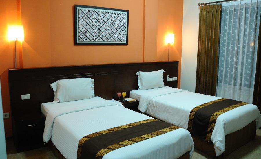 Hotel Aryuka Yogyakarta - Kamar Deluxe
