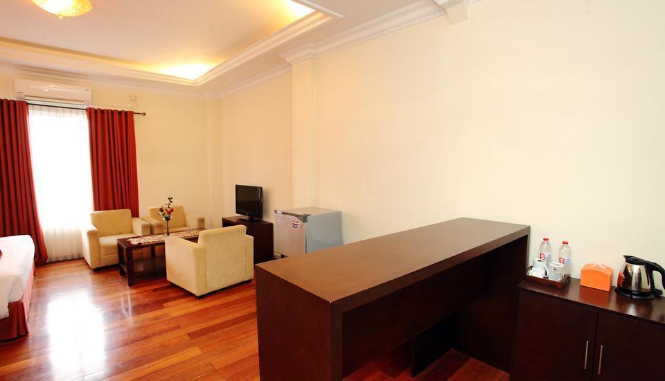 Hotel Aryuka Yogyakarta - Fasilitas