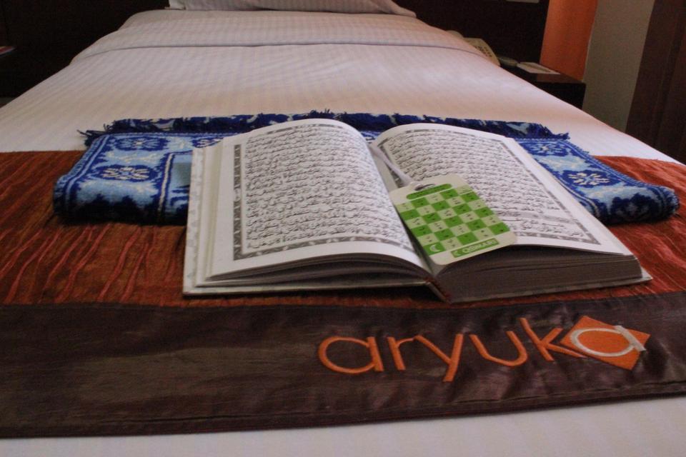 Hotel Aryuka Yogyakarta - Deluxe Twin Room Regular Plan