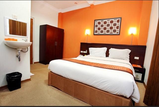 Hotel Aryuka Yogyakarta - Double Room