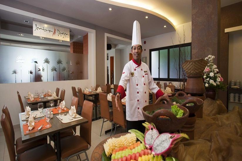 Hotel Jentra Malioboro - Chef Resto