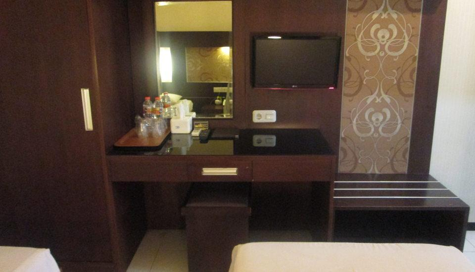 Hotel Wisanti Jogja - Standard Twin Room Only Jogja Holiday