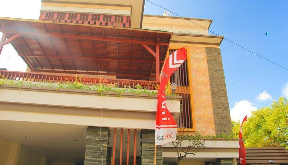 Transera Kamini Legian Hotel Bali - Restaurant