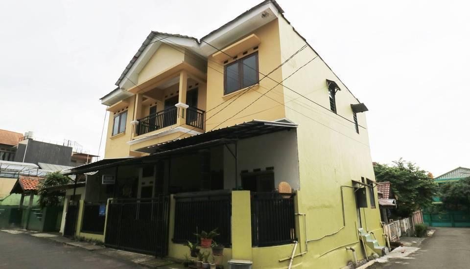 FAI Bogor Backpacker Bogor - Exterior