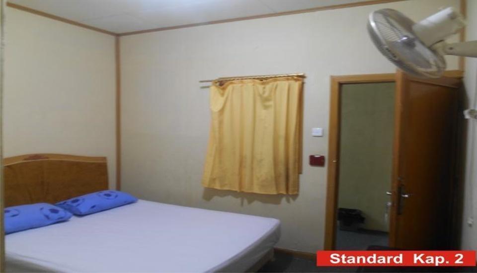 Hotel Prima Padang Padang - Standard Fan