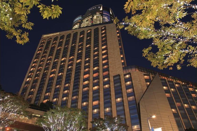 Grand Hyatt Tokyo - Featured Image