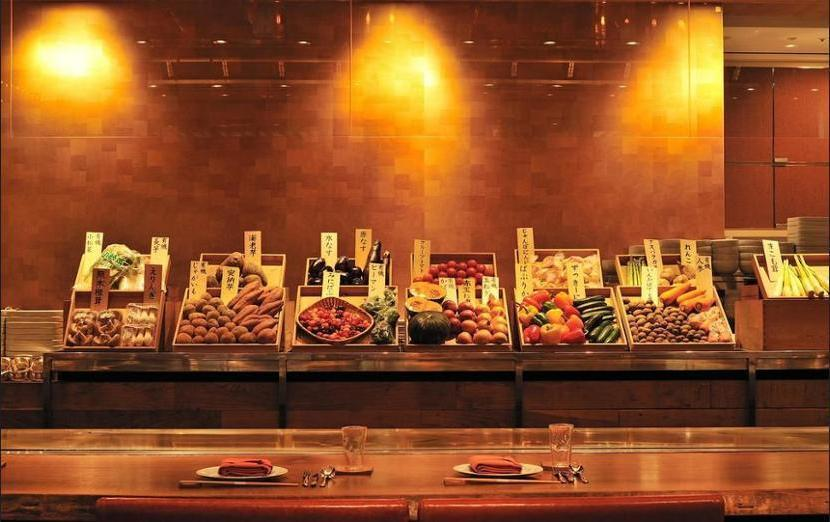 Grand Hyatt Tokyo - Restaurant