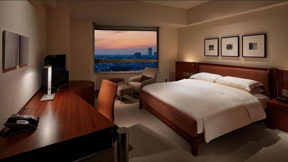Grand Hyatt Tokyo - Kamar, 1 Tempat Tidur King Regular Plan