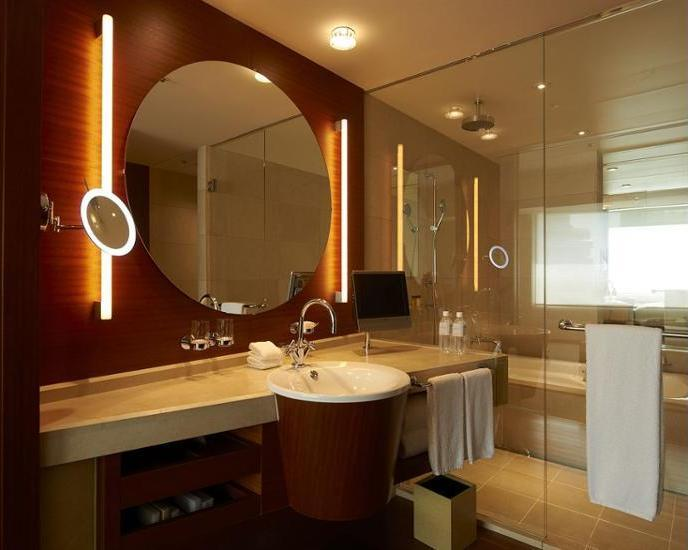 Grand Hyatt Tokyo - Kamar, 2 Tempat Tidur Twin (Club Access) Regular Plan