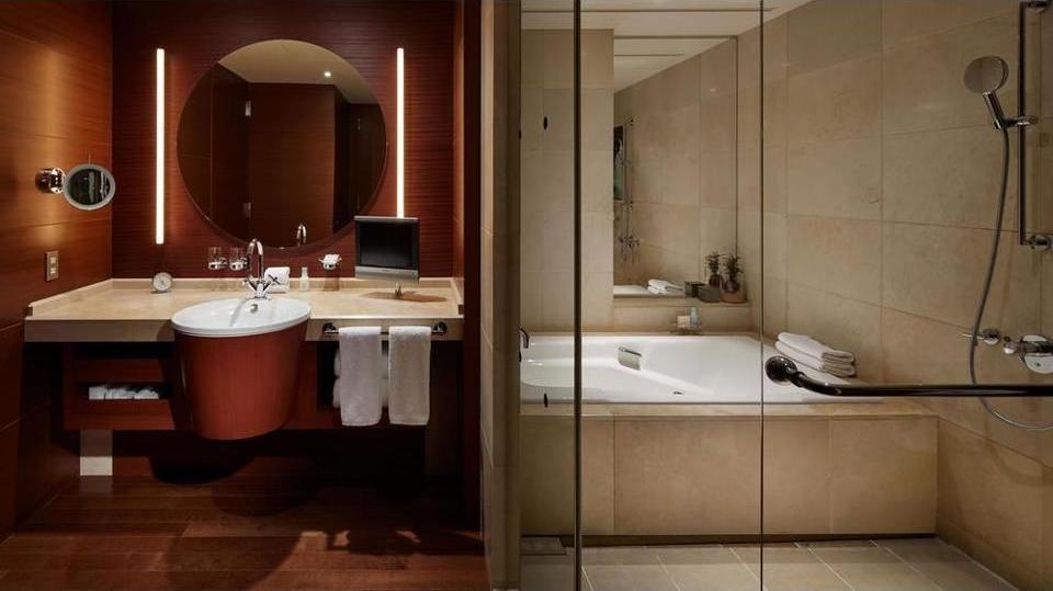 Grand Hyatt Tokyo - Grand, Kamar Eksekutif, 1 Tempat Tidur King Regular Plan